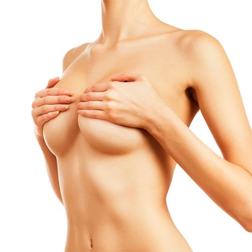 Увеличение груди и удаление опухоли груди