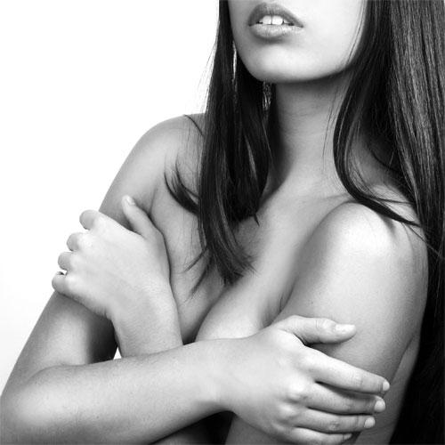 Геометрия женской груди