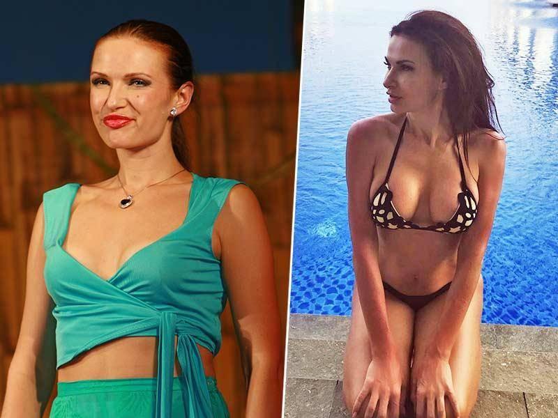Эвелина Бледанс до и после пластики груди