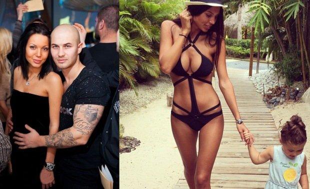Оксана Самйлова до и после увеличения груди