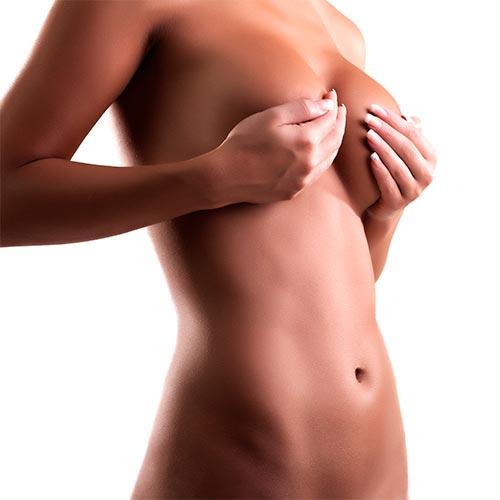 Основные доступы для установки грудных имплантов